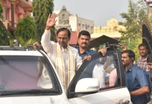 Telugu news KCR who arrived in Bhubaneswar .. stayed there for the night ...