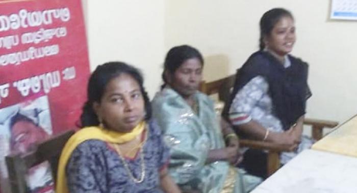 Telugu news Sabarimala row: Hindu Makkal Katchi team en route Erumeli Vavar mosque remanded