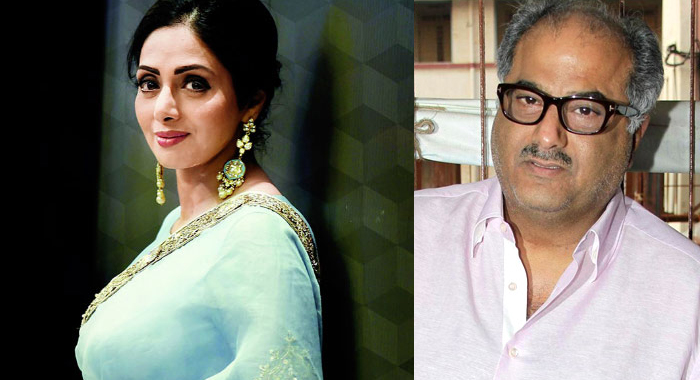 Telugu news Boney Kapoor to produce and direct the biopic on his beloved wife Sridevi? Details inside