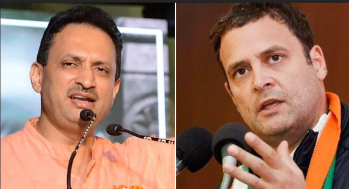 Telugu News Calling Rahul Gandhi 'Hybrid Specimen' Isn't The 1st Time Anantkumar Hegde Courted Controversy, Here Are A Few Of Them