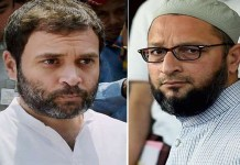 Telugu News Owaisi dares Congress says he will give provocative speech in Amethi ..