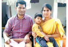 Telugu news From America to Village… The woman who went to the contest as a sarpanch