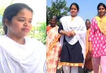 Telugu news In Ireland, the salary is Rs 2 lakh Leave The young girl who is contesting as a sarpanch.