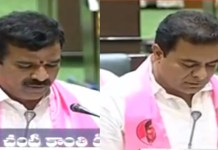 Telugu news KTR, Journalist Kranthi Kumar chanti who was sworn in with a pure heart