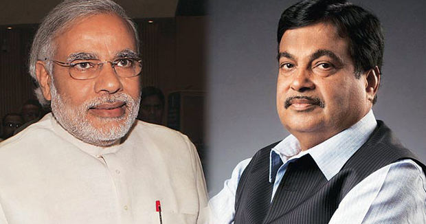 Telugu news bjp leaders against modi decision to reservation upper castes gadkari says Indira Gandhi Proved Herself In Her Party Without Quota