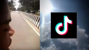 Trio rammed into the bus while recording TikTok, one dead