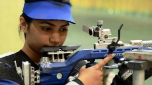 Shooting World Cup: India's Apurvi Chandela Smashes World Record To Win Women's 10m Air Rifle Gold