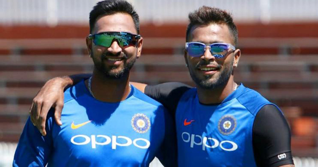 Telugu News India vs New Zealand first t20 today Pandya brothers taken into the team.