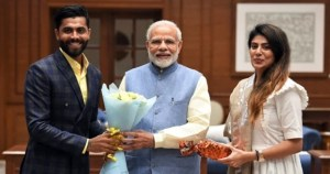 Cricketer Ravindra Jadeja's wife Rivaba eyes BJP ticket from Gujarat Jamnagar in Lok Sabha elections.