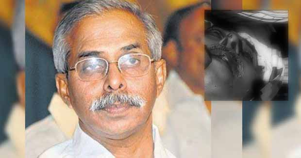 Police case filed on ys Vivekananda Reddy death