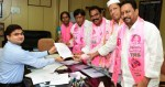 Trs released candidates list for lok sabha parliament elections.