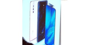 Vivo X27 Pro with 6.7-inch FHD+ AMOLED display.