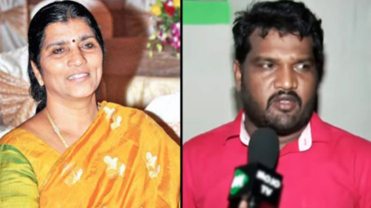 YSRCP leader Lakshmi parvati complaints against Koti who alleged she harassed him obscene messages