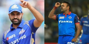 IPL Rohit Sharma scores 8000 T20 runs, Amit Mishra takes 150th IPL wicket