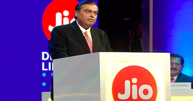 Reliance jio hits 300 million subscribers in 2.5 years.