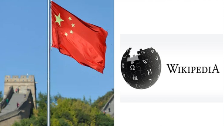 China is blocking Wikipedia in every language