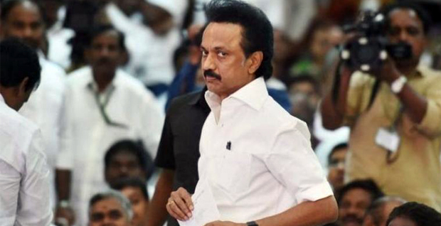 MK Stalin says BJP afraid of DMK's impending victory, dares Tamilsai to prove her remarks