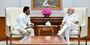 Prime Minister Narendra Modi Tweet About Ys jagan meeting.