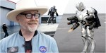 Go behind the scenes as Adam Savage tests an Iron Man suit that really flies