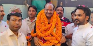 politics Om Birla, BJP MP from Rajasthan, to be new Lok Sabha speaker.