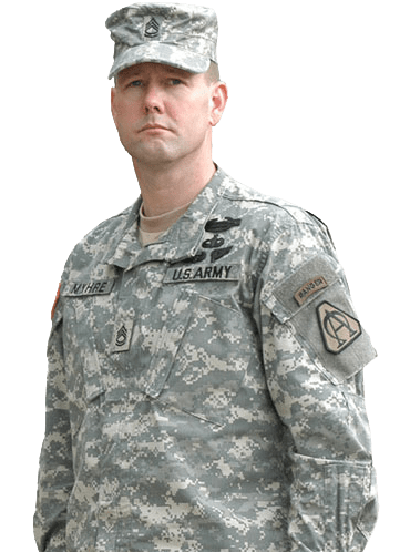army solider