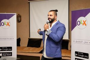 Abdallah Touqan, Director of PR and Communication at OLX MEA