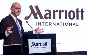Marriott international press conference