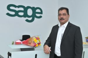 Mr. Reggie Fernandes, Vice President – Sage X3 and Regional Director Sage Middle East