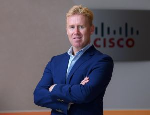 Scott Manson, Cyber Security Leader for Middle East and Turkey, Cisco