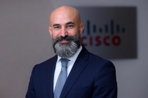 Shukri Eid, Managing Director - East Region, Cisco Middle East