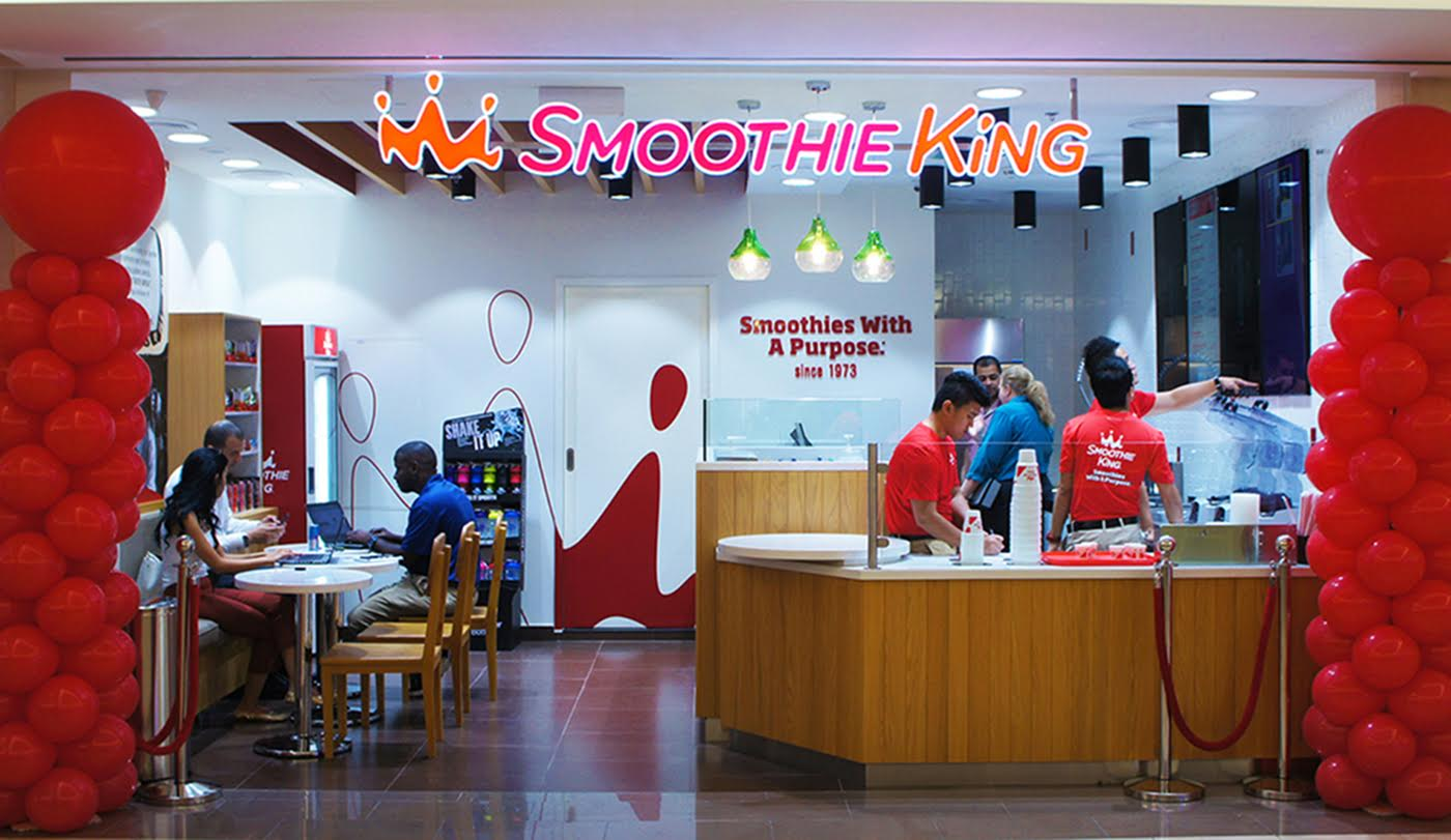 Al Ghurair Retail and Smoothie King begin 45 store expansion with