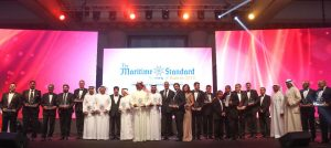 Winners of The Maritime Standard Awards 2015