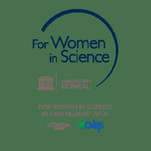 for-women-in-science-cnrs-logo