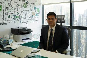Abdul Nazeer, CEO of Bebuzzd