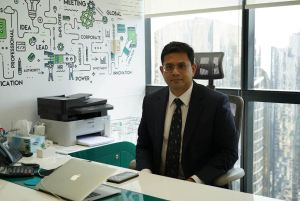 Abdul Nazeer, CEO of Bebuzzd