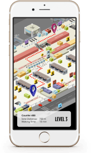 Guest Experience Platform - 8 - Wayfinding Map