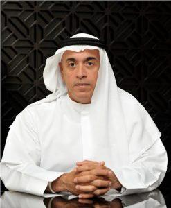 His Excellency Ahmad bin Byat, Director General of Dubai Creative Clusters