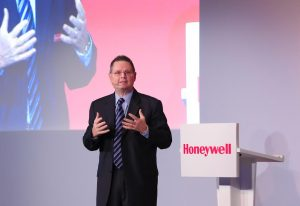 Norm Gilsdorf, president for Honeywell's Middle East, Russia and Central Asia regions