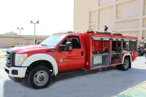 Sahara Centre Firefighting Truck