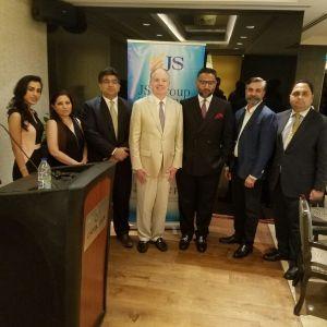 UAE's Diaspora Engagement and JS Group