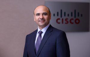 Ziad Salameh, Managing Director - West Region, Cisco Middle East