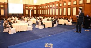 Attendees during KPMG VAT event for FS sector