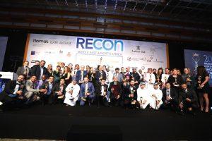 Award Winners Recon 2016