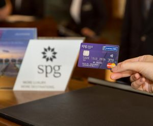Emirates NBD Starwood Preferred Guest World MasterCard at check-in