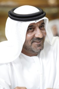 HH Sheikh Ahmed bin Saeed Al Maktoum (PRNewsFoto/DOF)