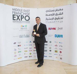 Hesham Almekkawi, Managing Director of Marka Hospitality
