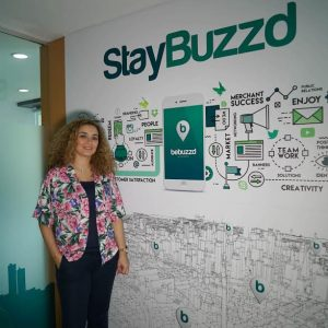 Sara Kobayaa, Merchant Success Manager, Bebuzzd