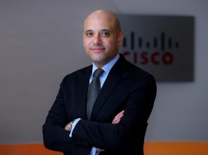 Shadi Salama, Channel Leader - Middle East Theatre, Cisco