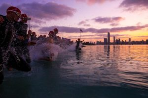 ITU World Triathlon Abu Dhabi 2017
