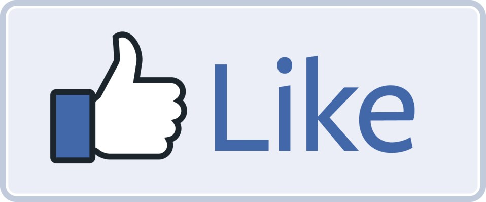 Facebook Like Button for local random acts of kindness